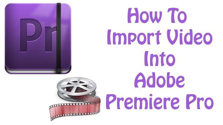 adobe premiere pro cs6 tutorial pdf