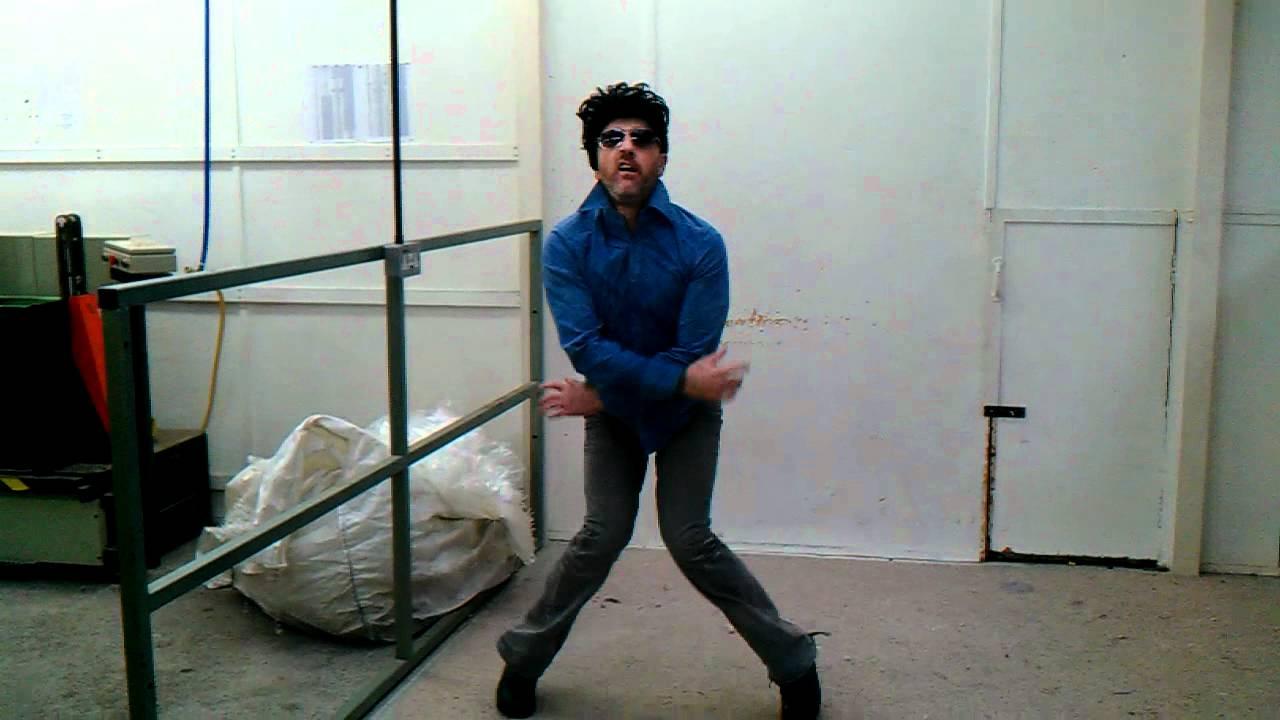 how to dance like elvis presley tutorial