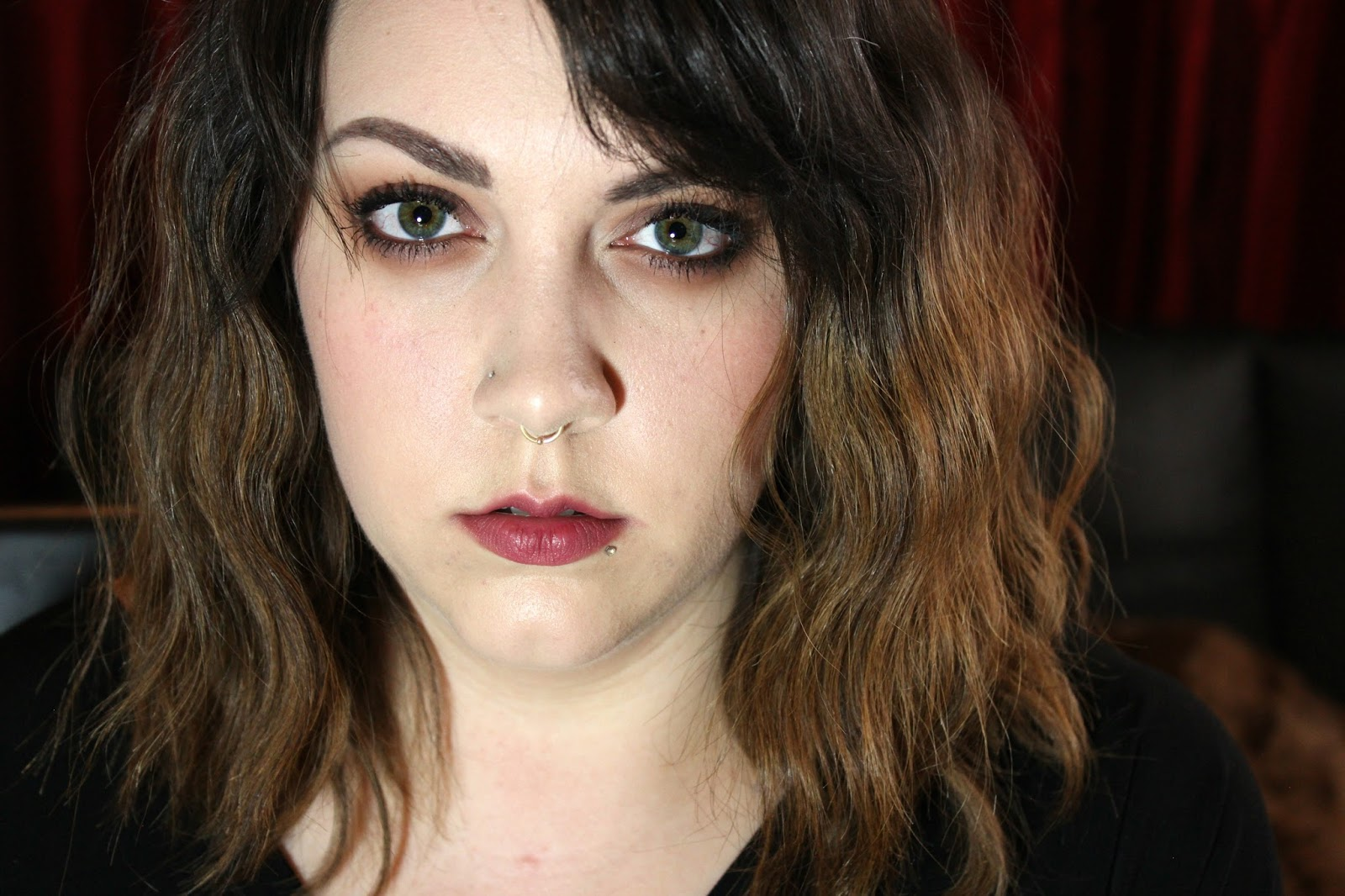90s grunge makeup tutorial