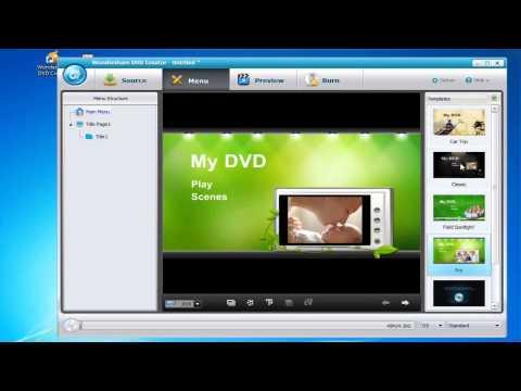 winx dvd author tutorial