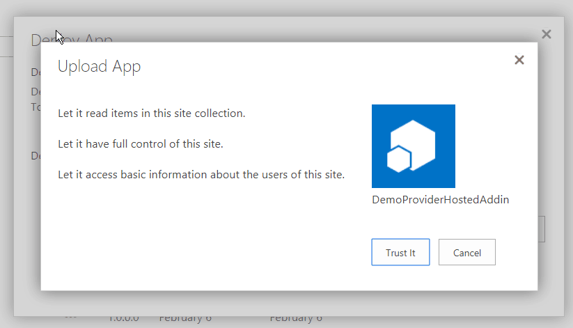 provider hosted app in sharepoint 2013 tutorial
