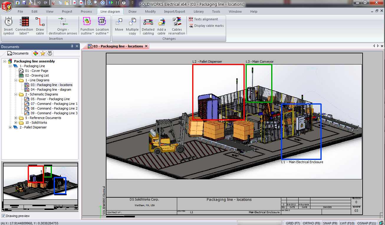 solidworks electrical schematic tutorial
