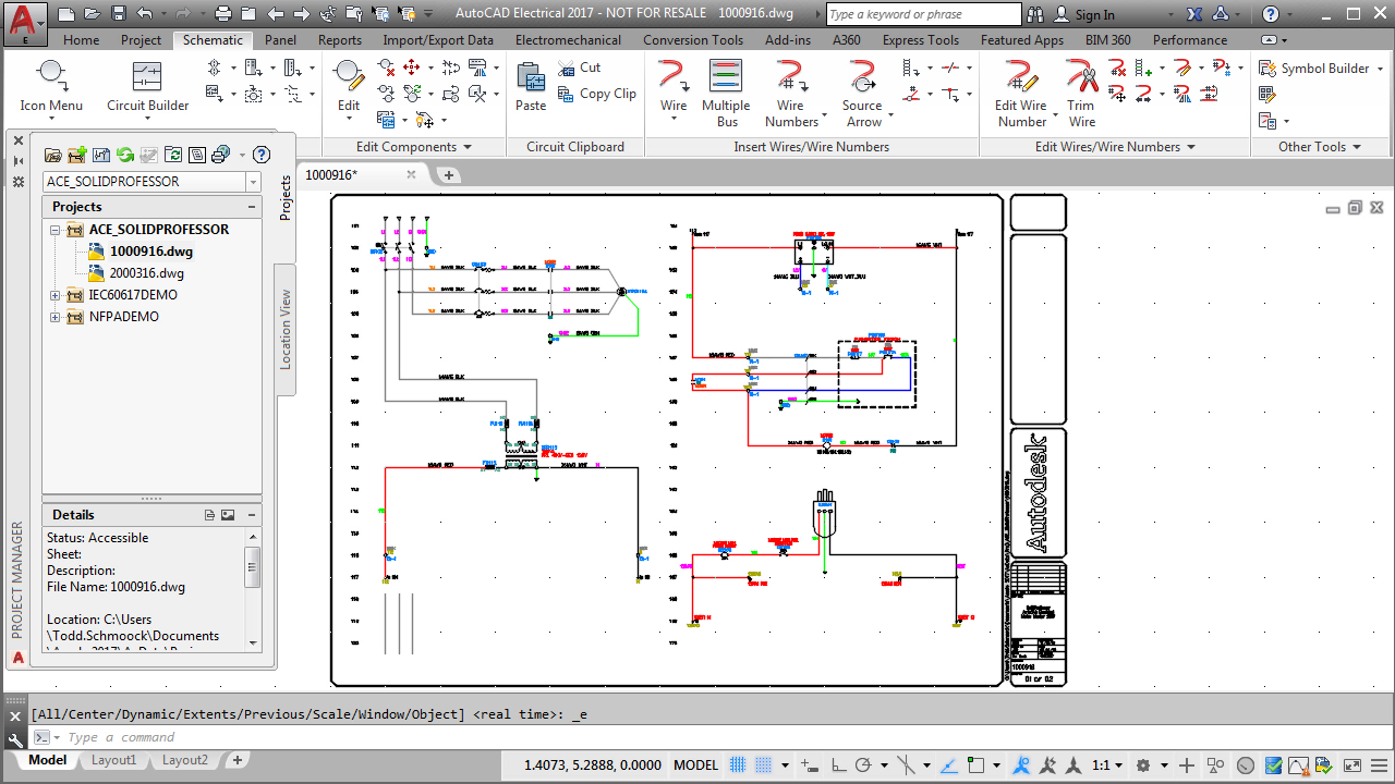 autocad electrical tutorial video free download