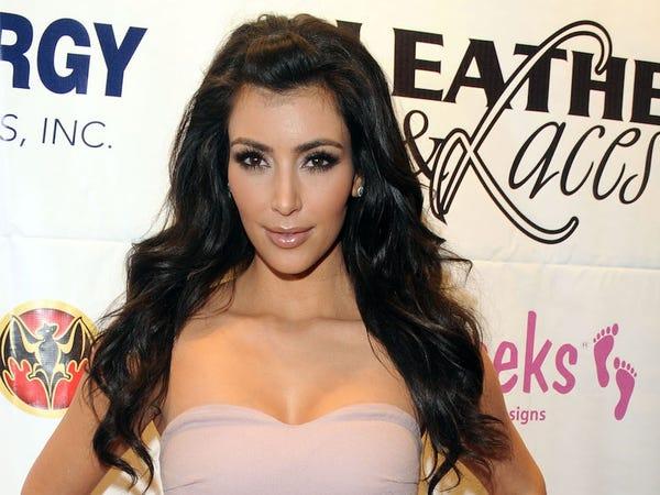 kim kardashian weave tutorial