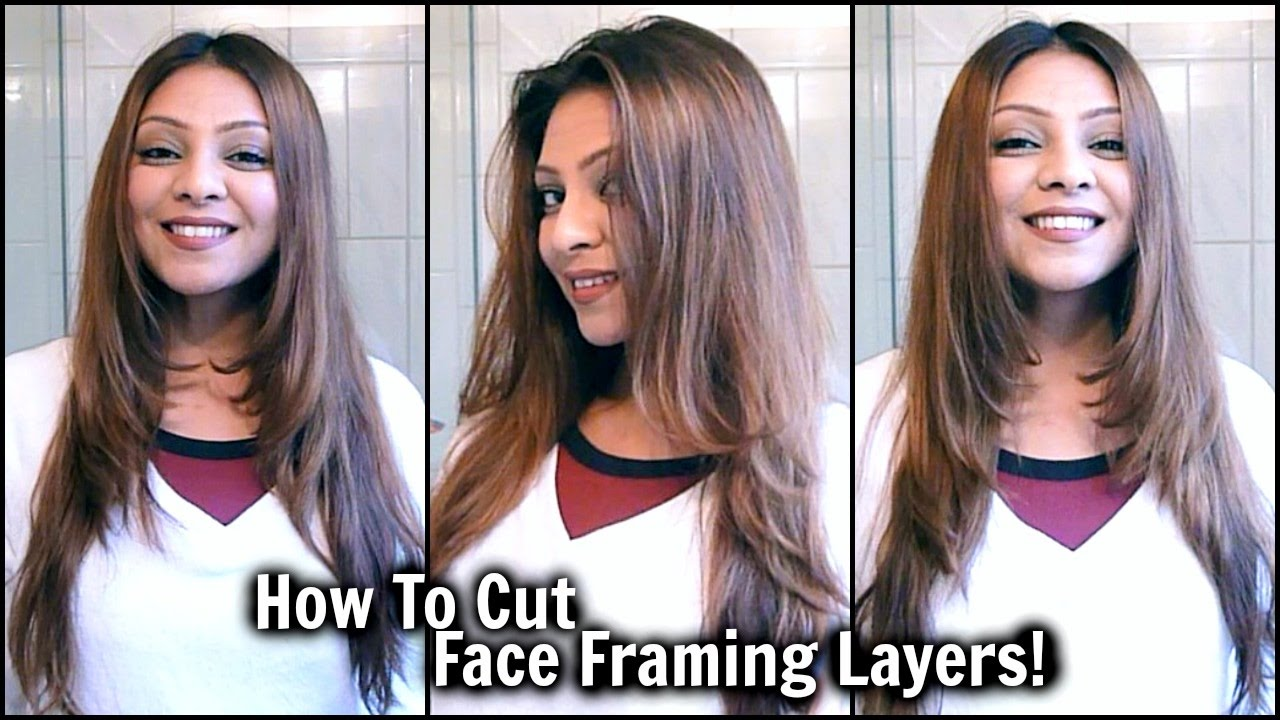 long layered haircut tutorial