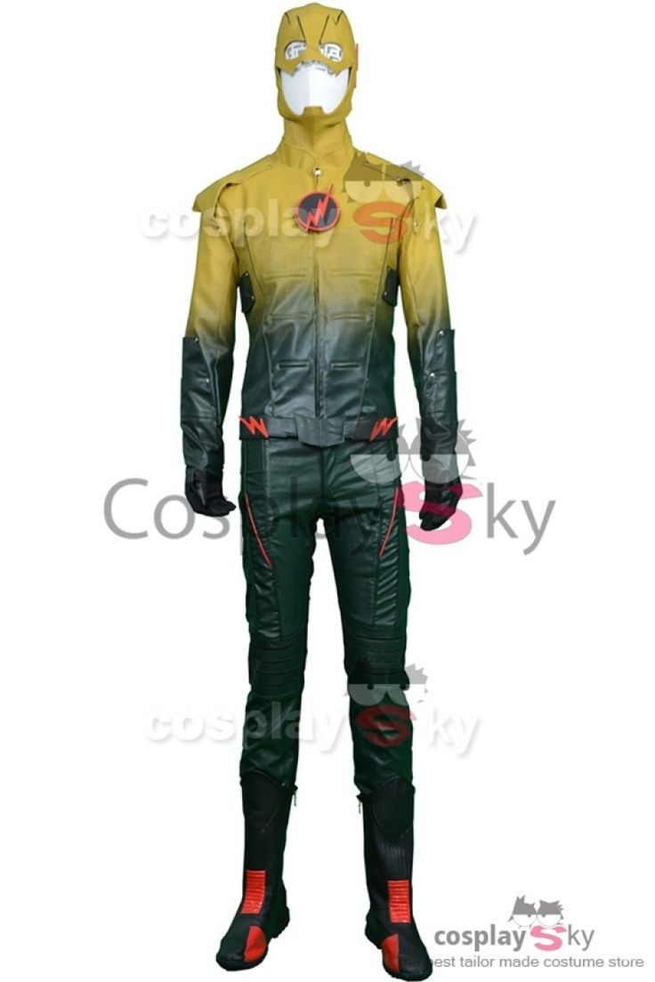 the flash cosplay tutorial