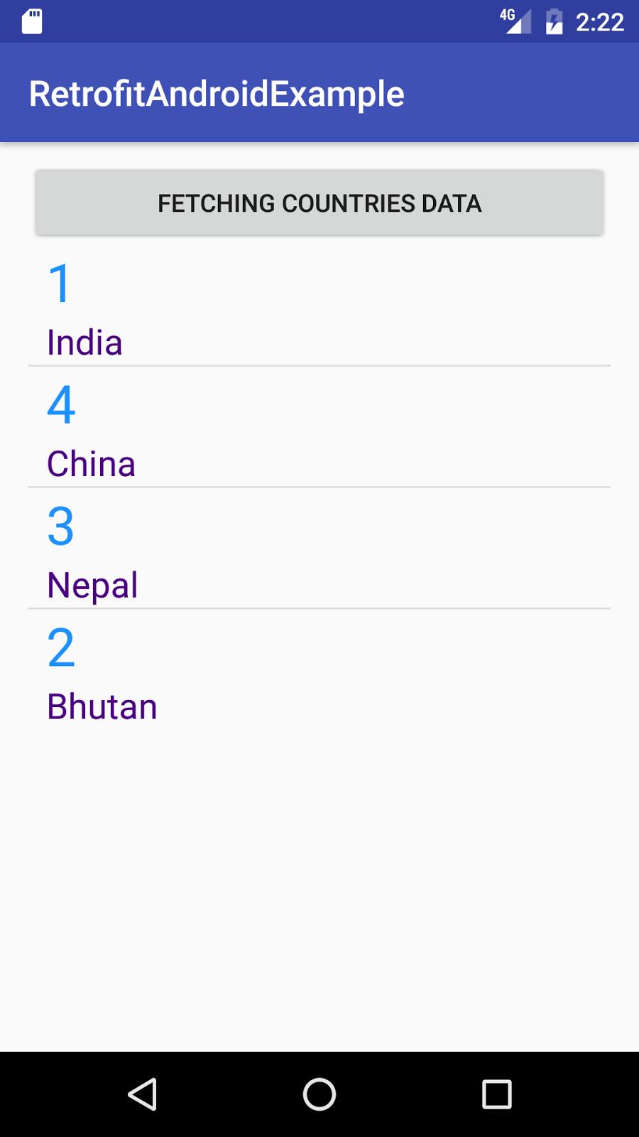android app rest api tutorial