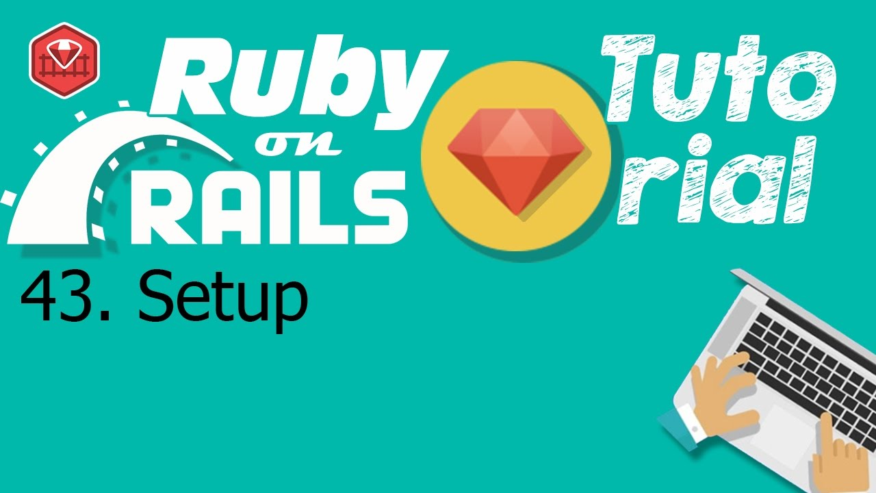 ruby on rails mac tutorial