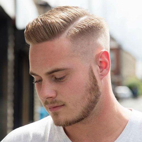 short hair pompadour tutorial