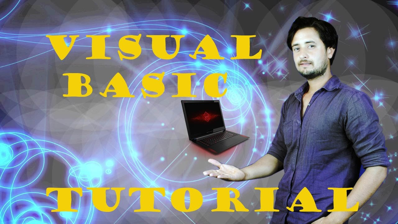 visual basic tutorial youtube