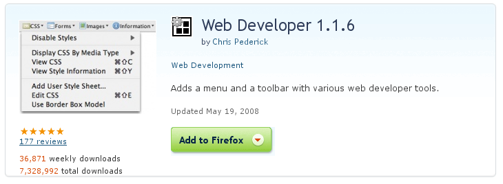 firefox extension development tutorial