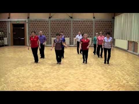 country line dance tutorial