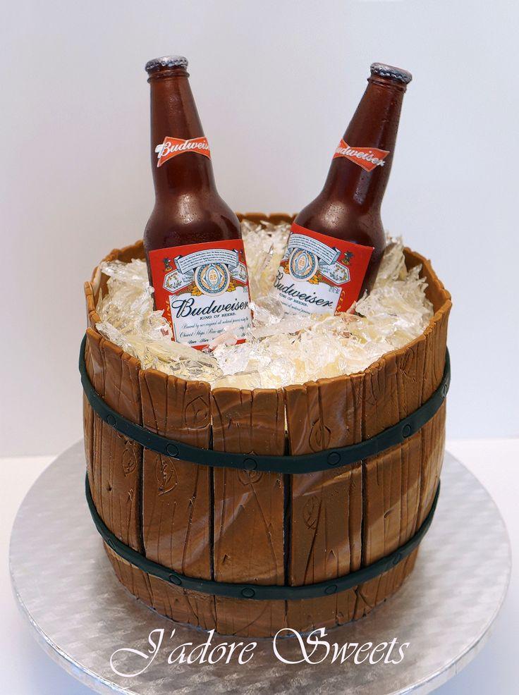 wine bottle cake tutorial