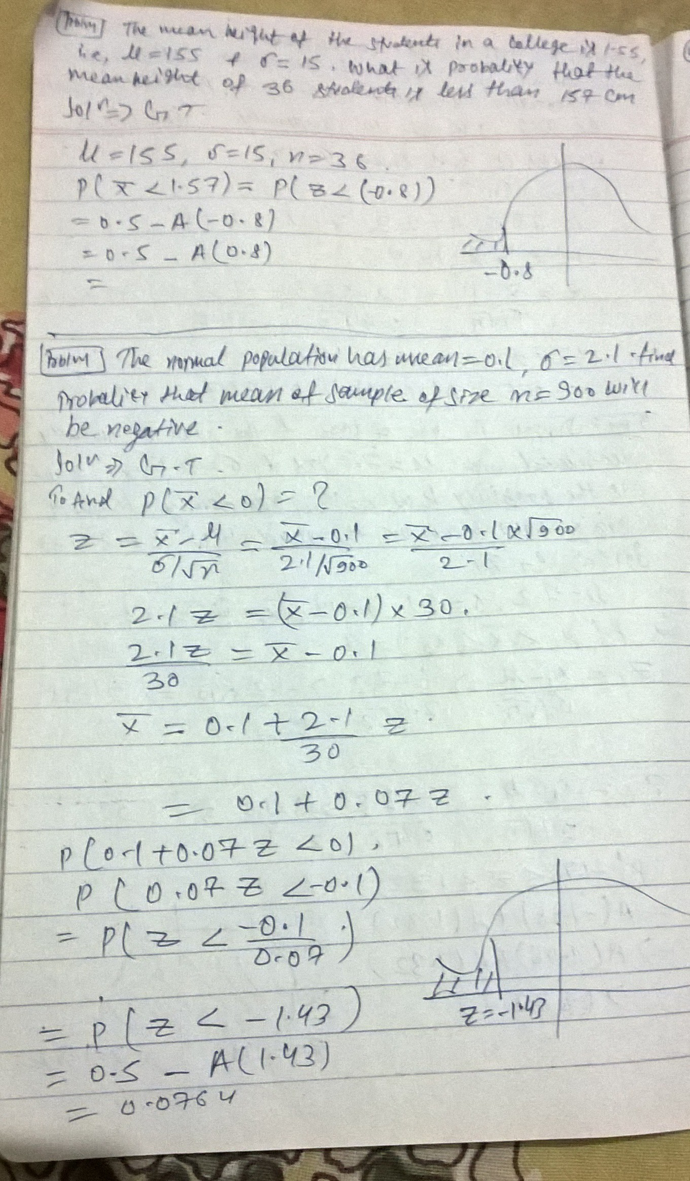 central limit theorem tutorial