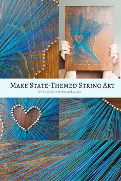 two state string art tutorial