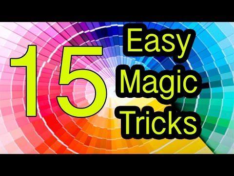 street magic tricks revealed tutorial