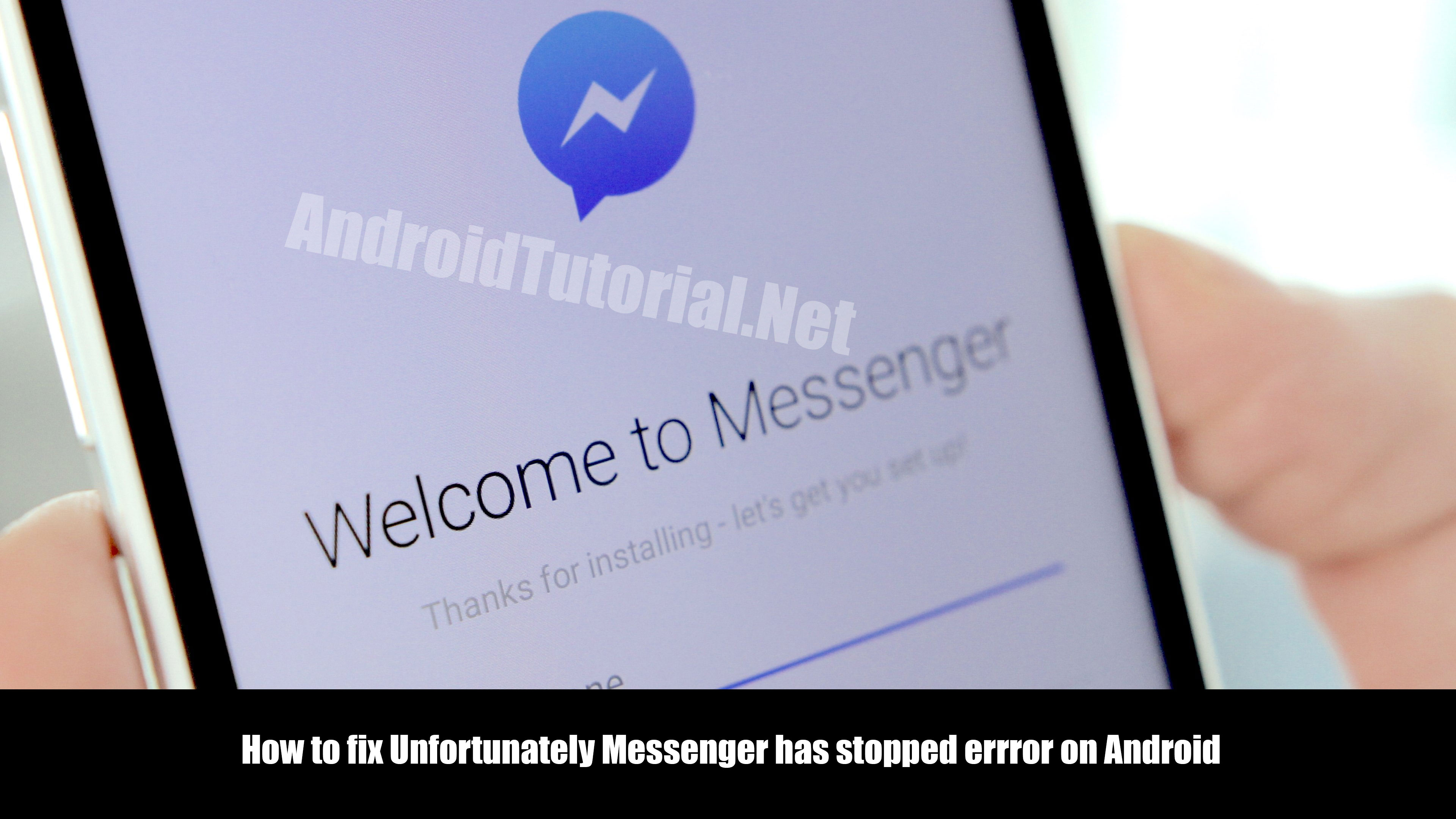 facebook messenger tutorial 2017