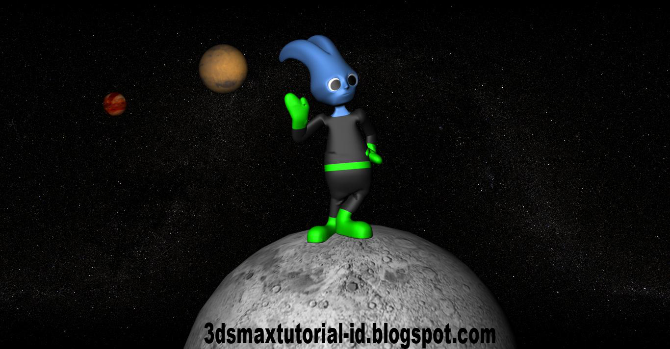 tutorial animation 3ds max