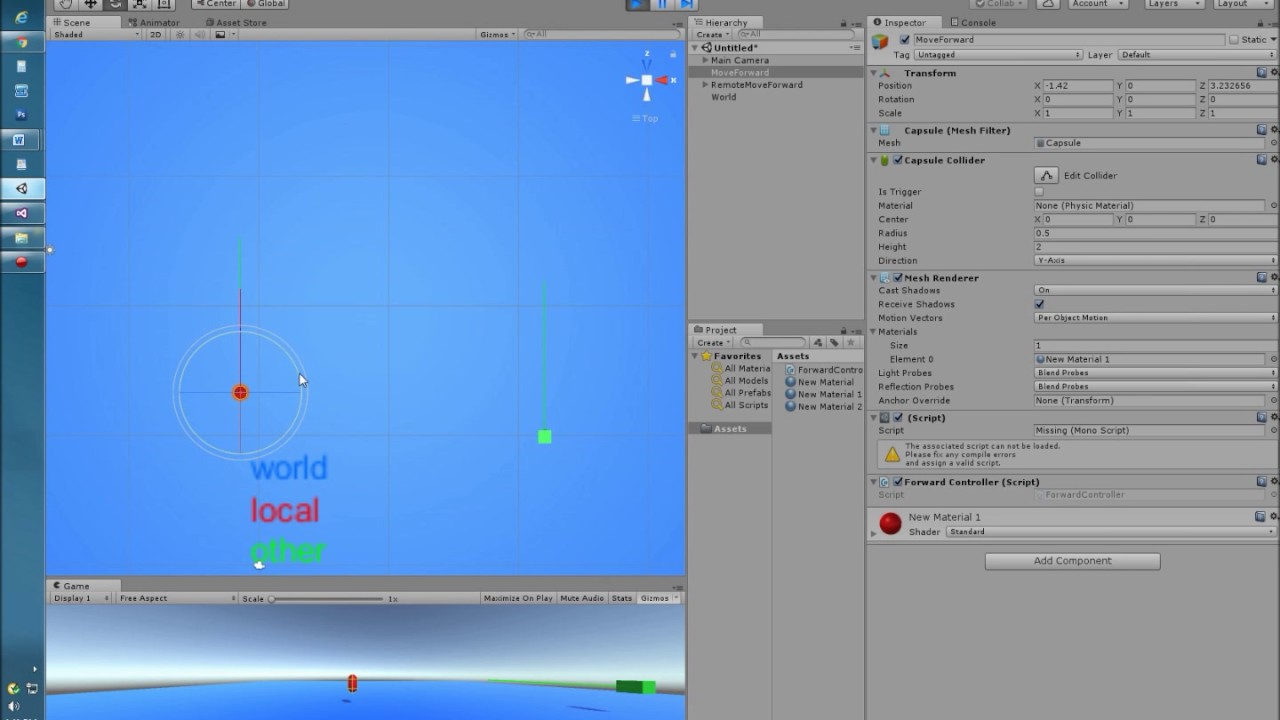 unity local multiplayer tutorial