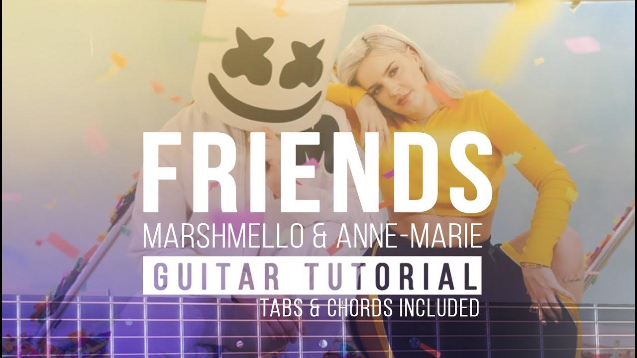 gift of a friend guitar tutorial