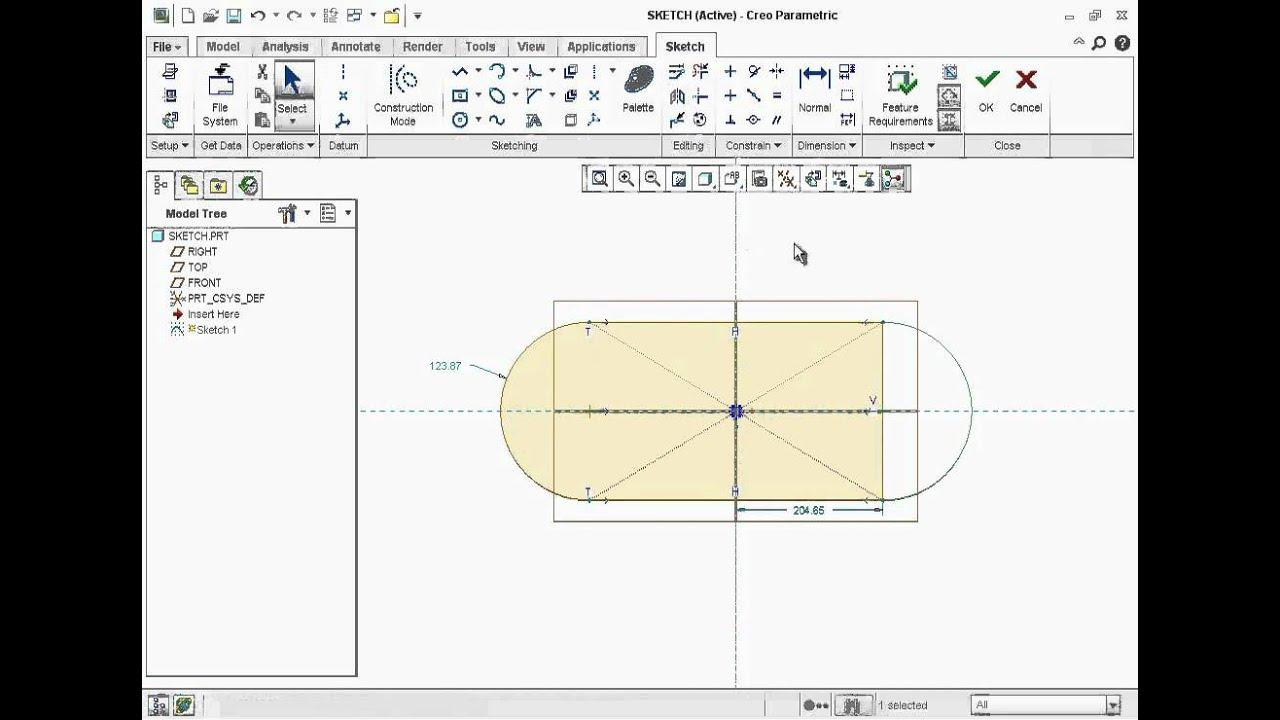 creo parametric tutorial pdf
