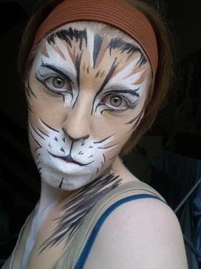 cats the musical makeup tutorial