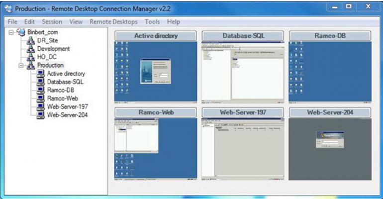 microsoft remote desktop tutorial