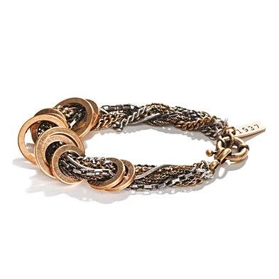 waxed linen bracelet tutorial