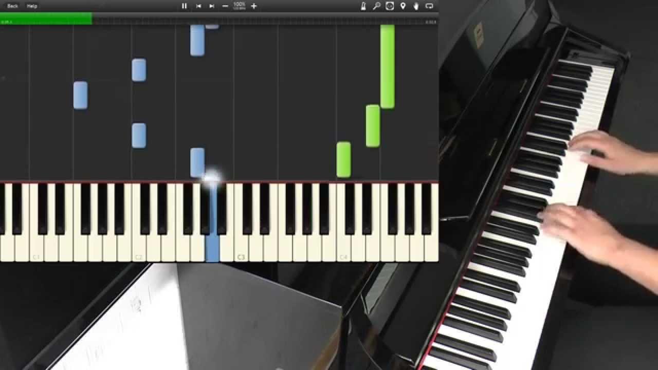 so close piano tutorial