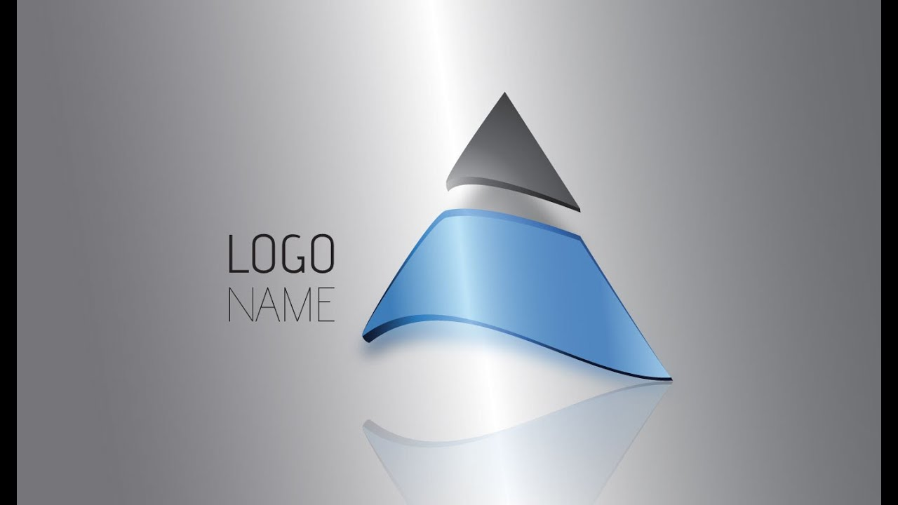 3d logo design tutorial