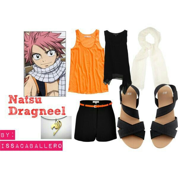 natsu dragneel cosplay tutorial