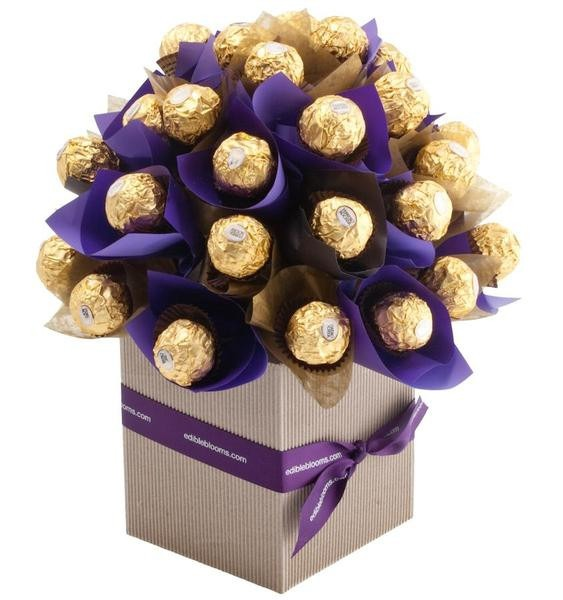 ferrero rocher bouquet tutorial