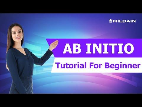 ab initio tutorial for beginners pdf