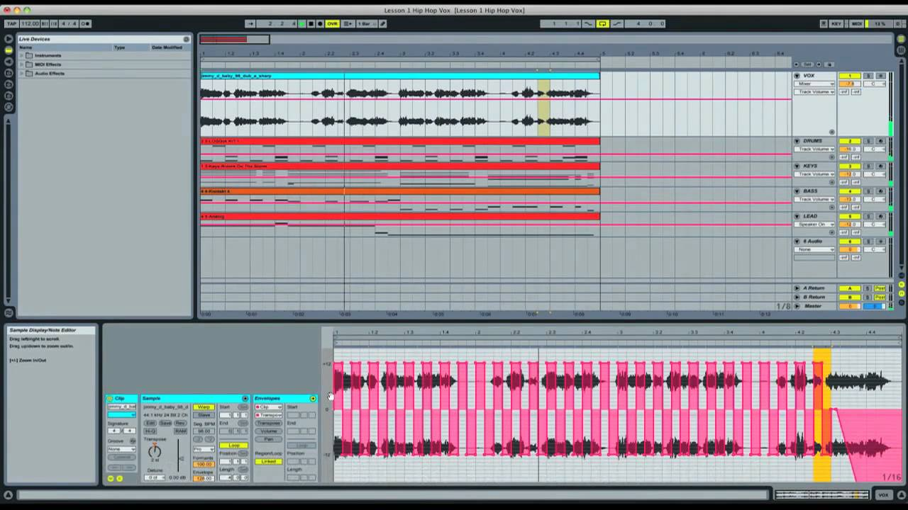 ableton live 9 tutorial pdf