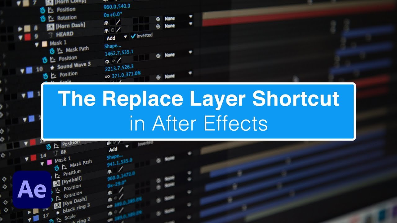 adobe after effects face replacement tutorial