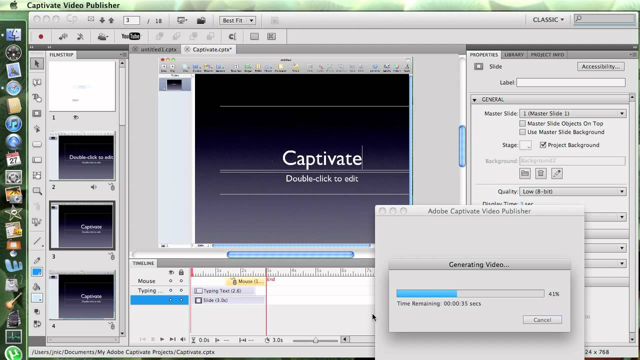 adobe captivate 9 tutorial youtube