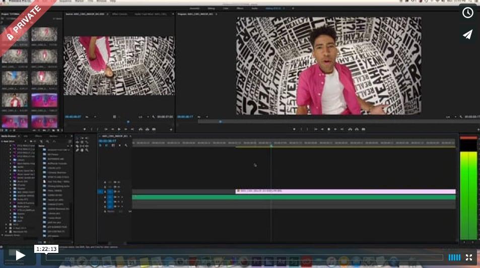 adobe premiere cs3 tutorial video editing