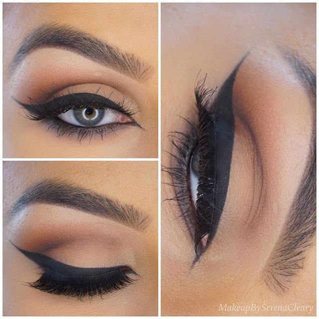 the perfect smokey eye tutorial