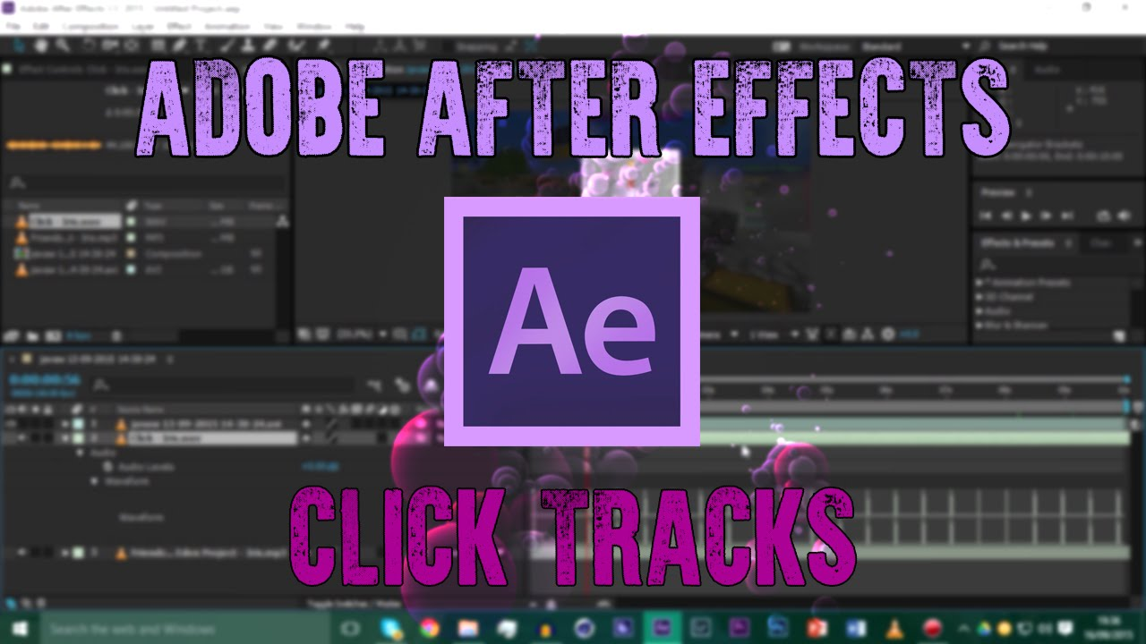 after effects photo montage tutorial