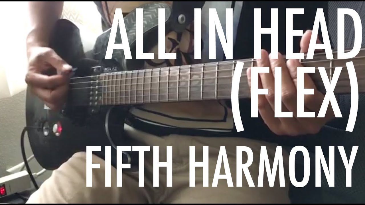 all in my head guitar tutorial