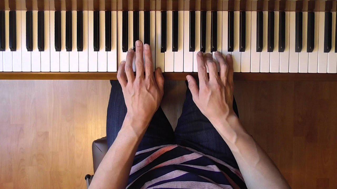 amazing grace piano tutorial