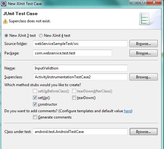 android studio junit tutorial