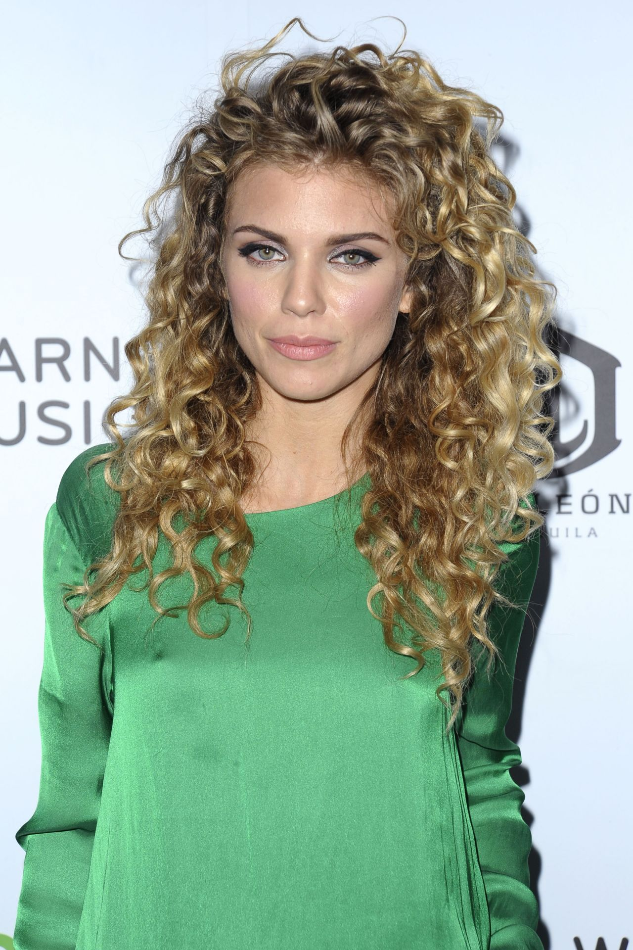 annalynne mccord curly hair tutorial