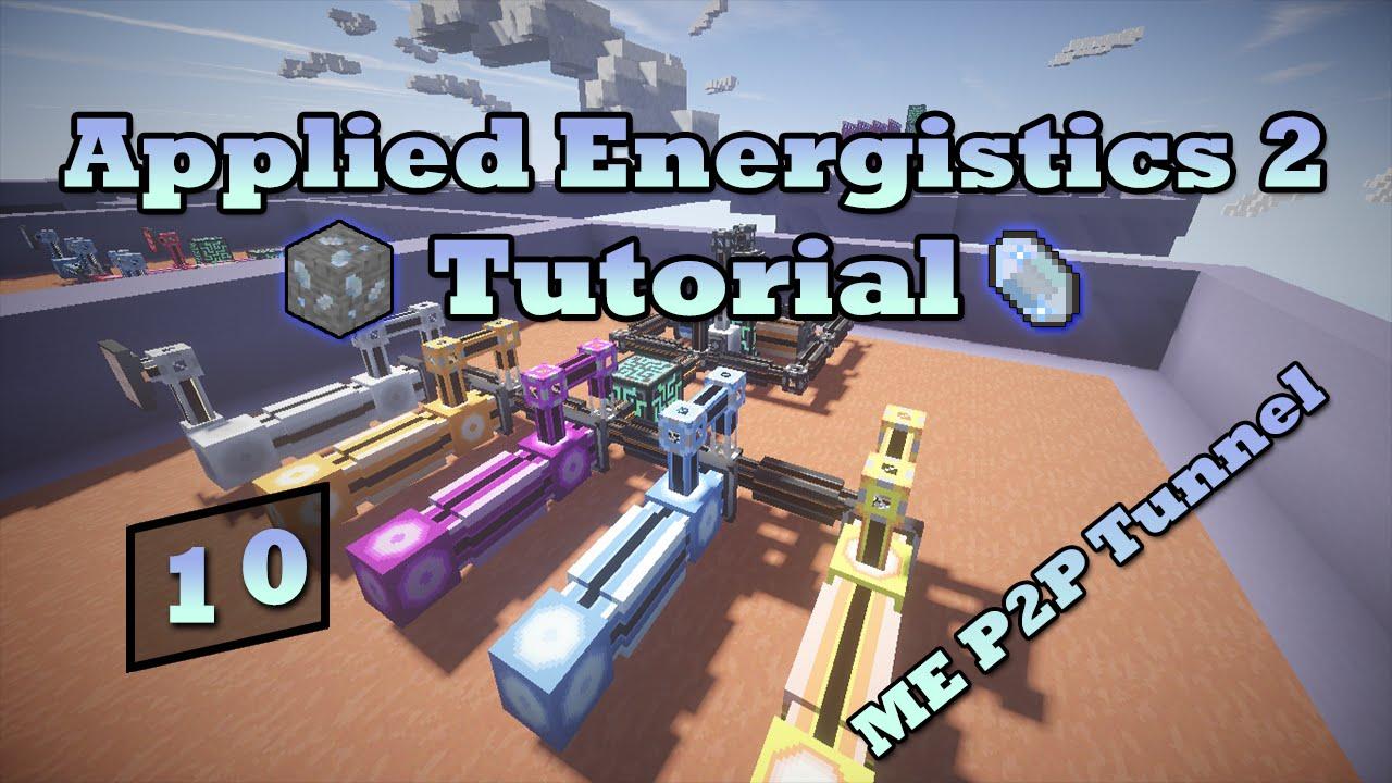 applied energistics 2 tutorial