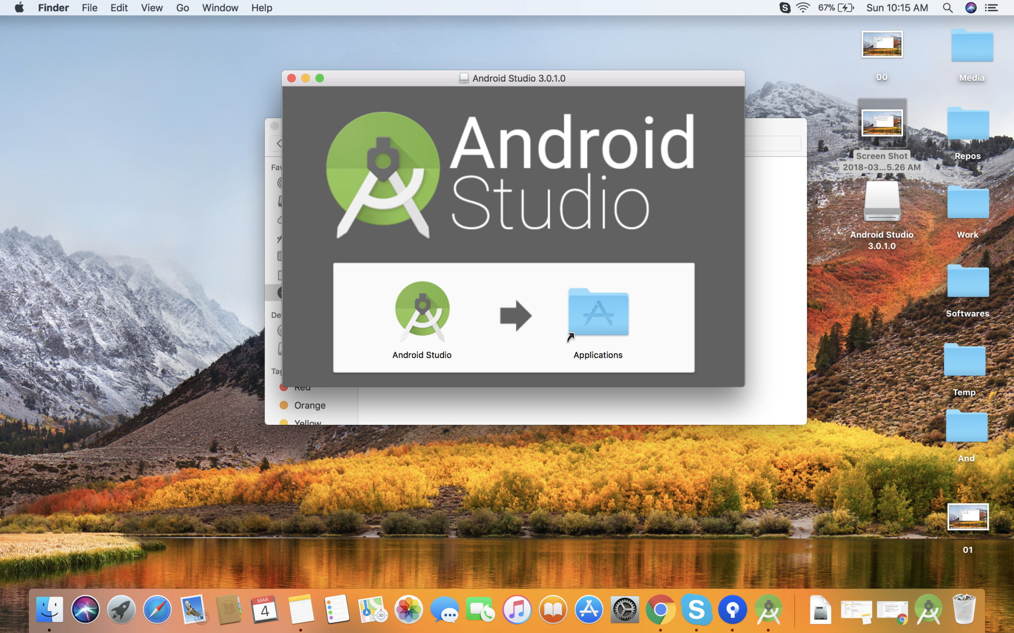 arcore tutorial android studio