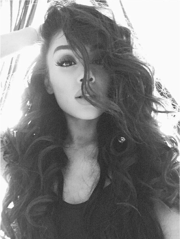 ariana grande curly hair tutorial