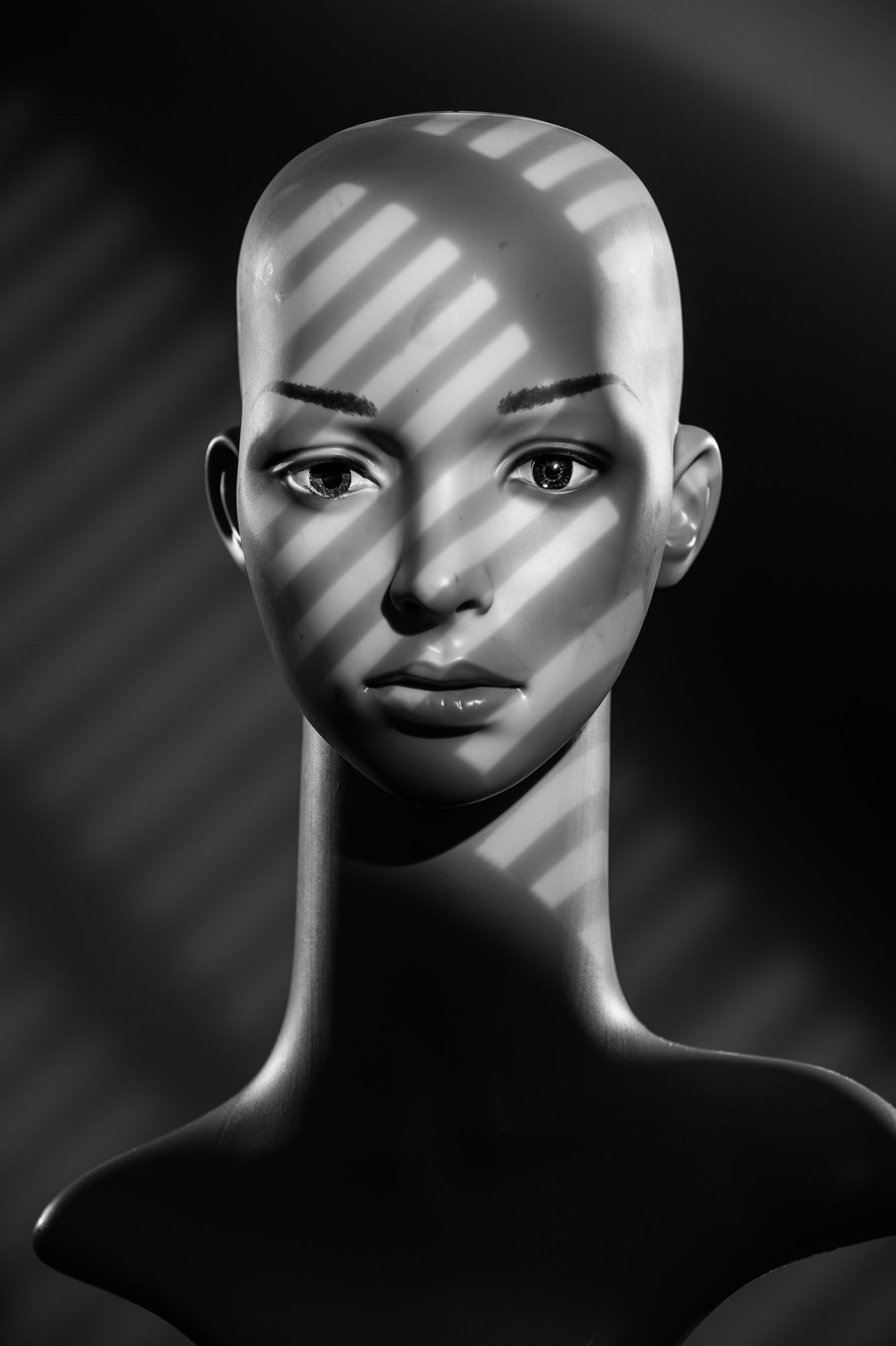 art deco portrait tutorial