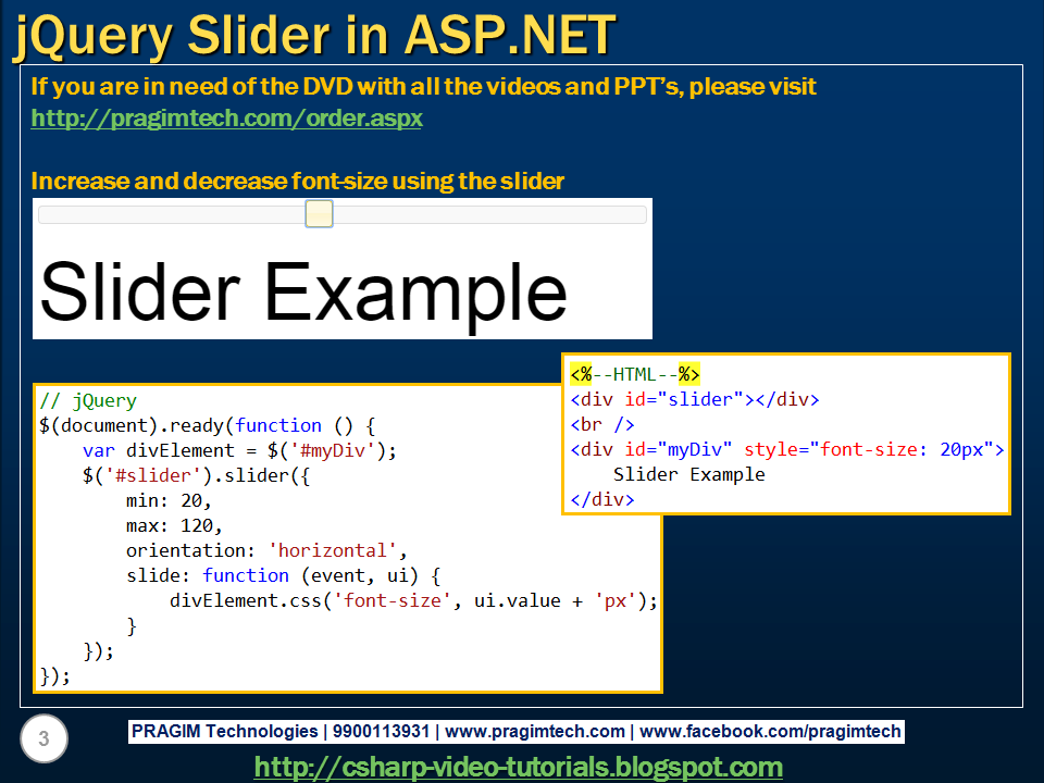 asp net blog tutorial