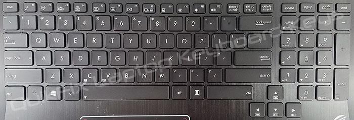 asus laptop key replacement tutorial
