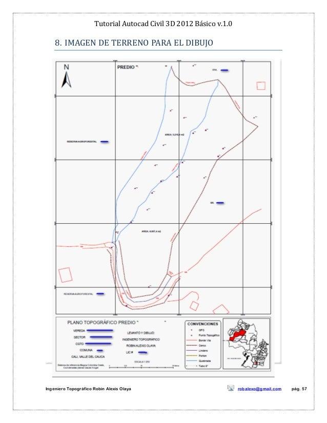 autocad civil 3d tutorial pdf